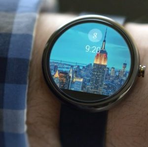 Android Dominating Smartwatch Market