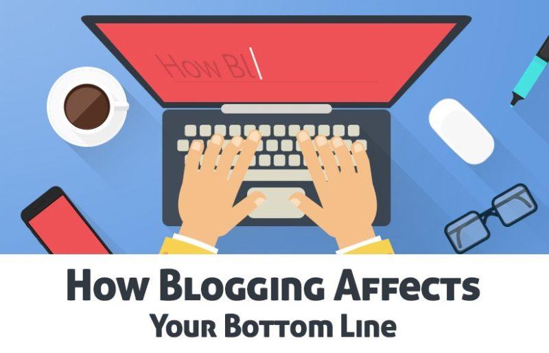 Blogging Affects