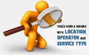 trace mobile number by online