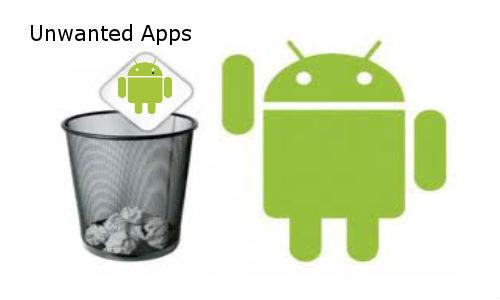 unwanted apps tektrunk