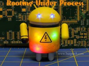 Root android device