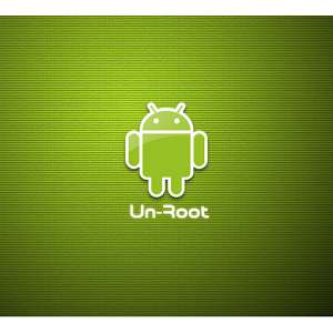 Unroot-Android