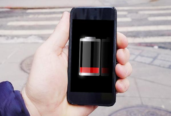 Smartphone Battery Life tektrunk
