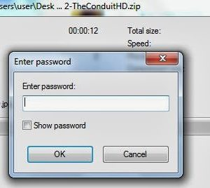 Steps to Password Protect a Folder