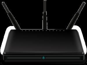 router tek trunk