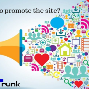 How to promote the site